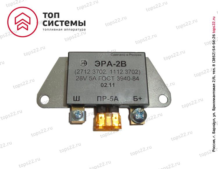Электронный регулятор напряжения ЭРА-1В